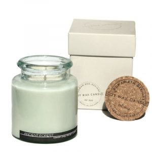 Ancient Forest Candle White, with presentation box