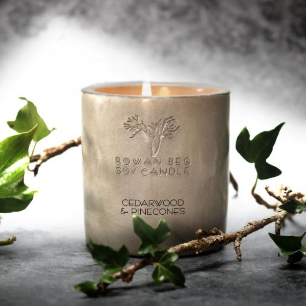 Cedarwood & Pinecones Candle