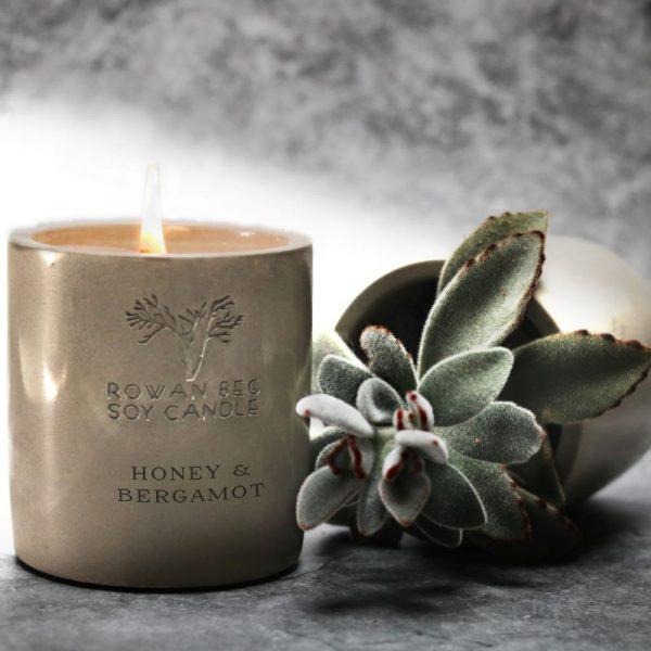 Urban Honey & Bergamot Candle Large