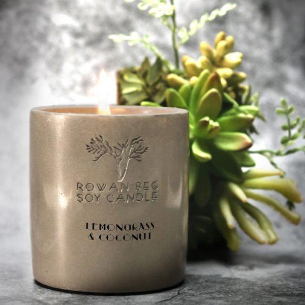 Urban Lemongrass & Coconut Candle Large