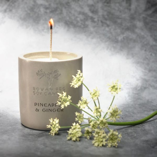 Urban Pineapple & Ginger Candle Large